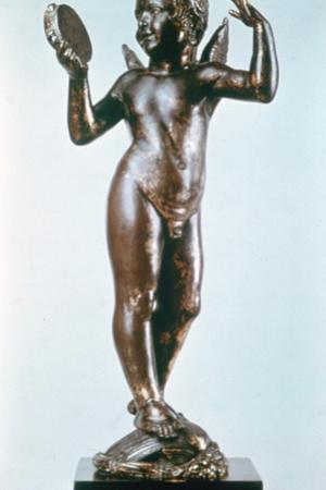 Angel with Tambourine, 1429