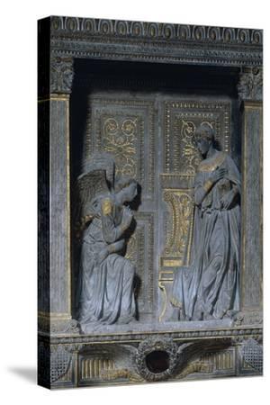Annunciation for the Cavalcanti Altar, Ca 1435