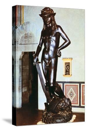 Bronze Statue of David, C1430-1440