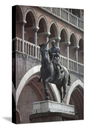 Equestrian Monument of Erasmo Da Narni, known as Gattamelata, Bronze Statue, 1446-1453