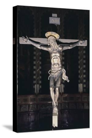 Italy, Padua, Basilica of St Anthony of Padua, Crucifix, 1444-1447