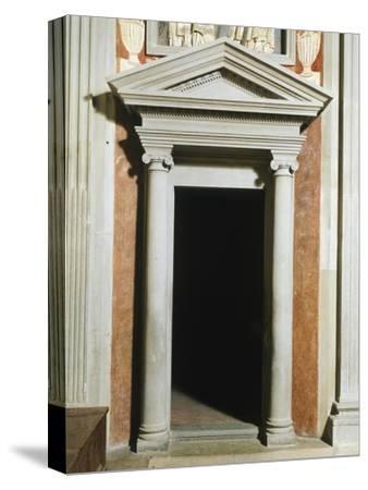 Old Sacristy Door
