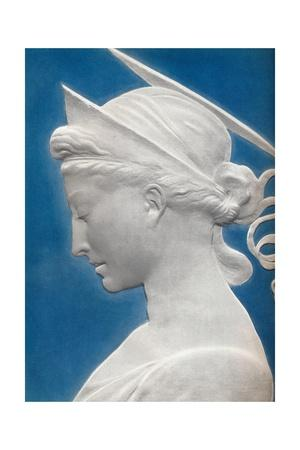 'St. Cecilia', c1901