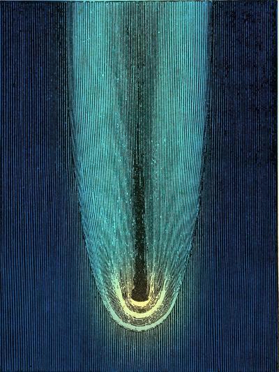 Donati's Comet of 1858-Detlev Van Ravenswaay-Photographic Print