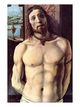 Christ Bound to the Column