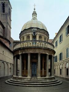 The Tempietto, 1508-12 by Donato Bramante