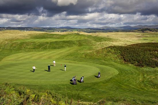 Donegal Championship Golf Club, Mervagh, Laghey, County Donegal, Ireland-Chris Hill-Photographic Print