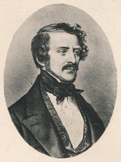 'Donizetti.', c1835, (1895)-Unknown-Giclee Print