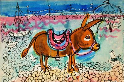 Donkey-Brenda Brin Booker-Giclee Print