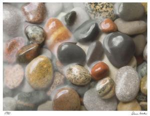 Flowing Rocks II by Donna Geissler