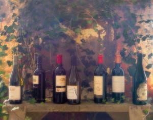 Wine Tasting by Donna Geissler