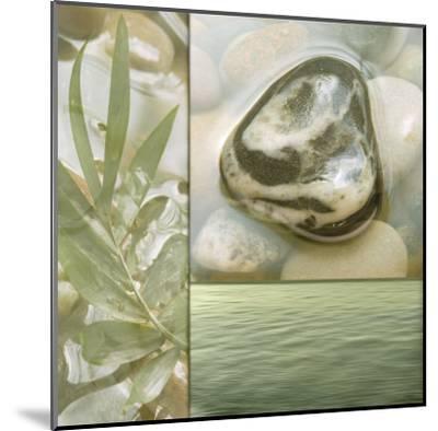 Zen Elements IV by Donna Geissler