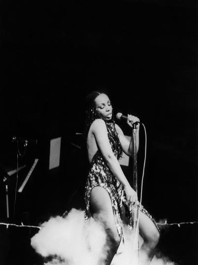 Donna Summers - 1980-Michael Cheers-Photographic Print