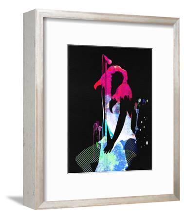 Donna Watercolor-Lana Feldman-Framed Art Print