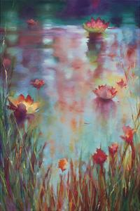 Garden Reeds by Donna Young