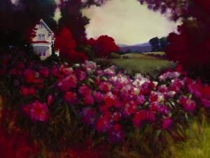 Rhodies II by Donna Young