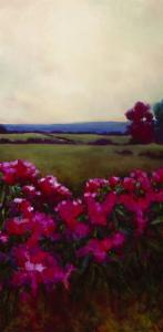 View from the Garden II by Donna Young