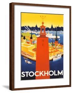 Stockholm by Donner