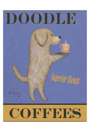 Doodle Superior Blends Coffees-Ken Bailey-Limited Edition
