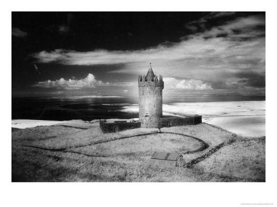 Doonagore Tower, County Clare, Ireland-Simon Marsden-Giclee Print