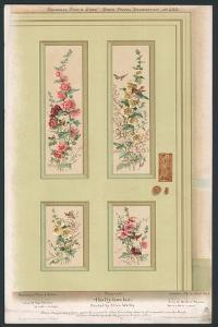 Door Panel Decoration