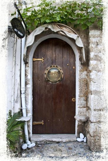 Doors of Europe XIX-Rachel Perry-Photographic Print