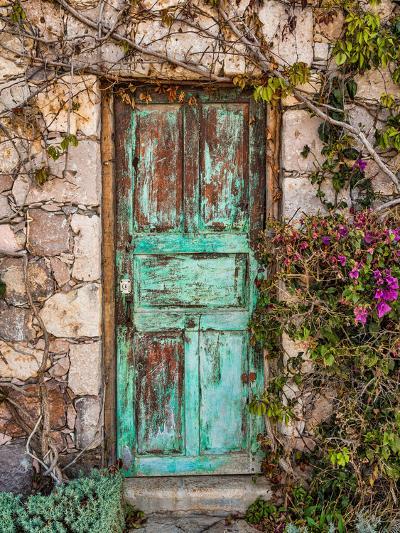 Doorway in Mexico II-Kathy Mahan-Photographic Print