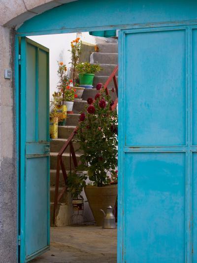 Doorway in Small Village, Cappadoccia, Turkey-Darrell Gulin-Photographic Print