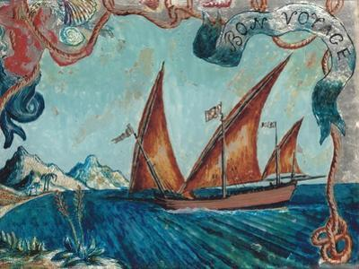Bon Voyage, 1929 by Dora Carrington