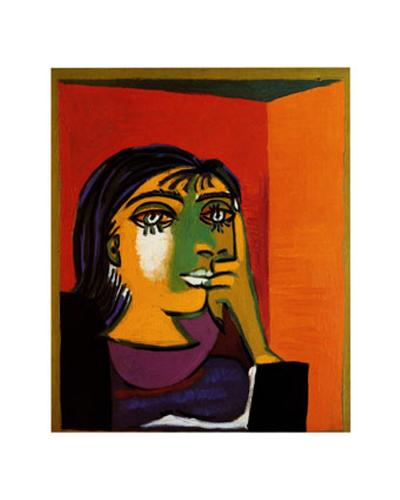 Dora Maar-Pablo Picasso-Art Print