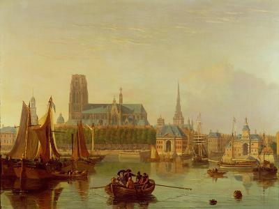 Dordrecht-Joseph F. Ellis-Giclee Print