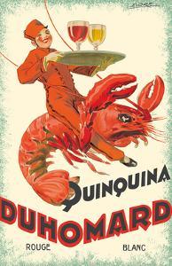 Quinquina Duhomard - French Apéritif Wine by Dorfi