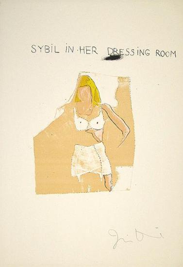 Dorian Gray, Sybil-Jim Dine-Premium Edition