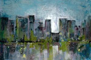 City Glow by Doris Charest