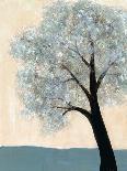 Drip Field 1-Doris Charest-Framed Art Print