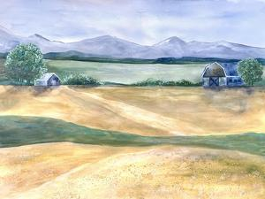 Farmland Beauty 1 by Doris Charest