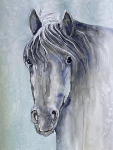 Gentle Stallion 1 by Doris Charest