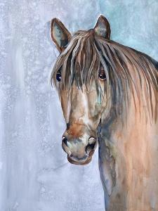 Gentle Stallion 2 by Doris Charest