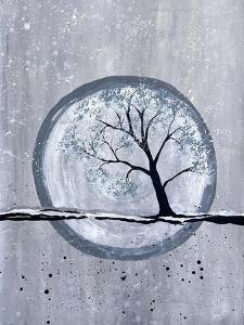 Moonlit Tree 1 by Doris Charest