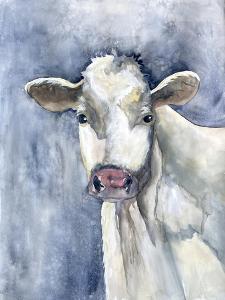 Proud Cattle 1 by Doris Charest
