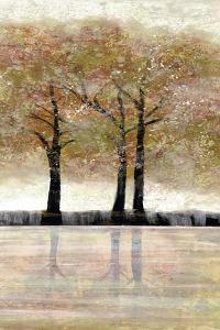 Serene Forest 3 by Doris Charest