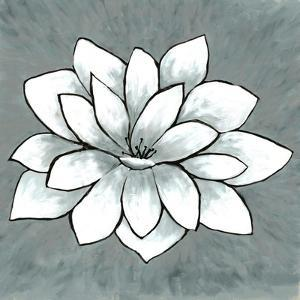 White Lotus by Doris Charest