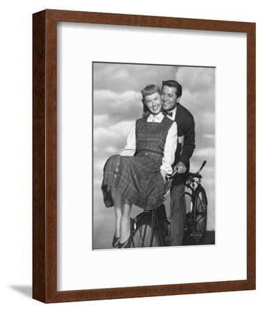 Doris Day, Gordon Macrae, On Moonlight Bay, 1951