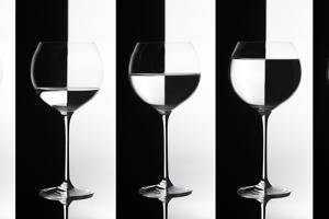 Black and White by Doris Reindl