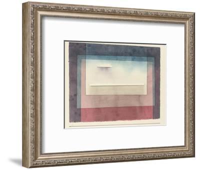 Dormant, 1930-Paul Klee-Framed Giclee Print