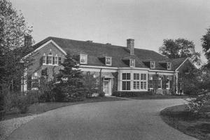 Dormie House, Creek Club, Locust Valley, New York, 1925