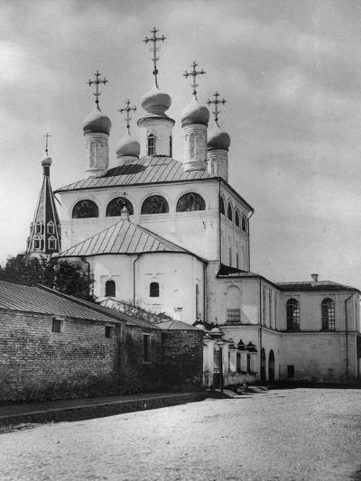 Dormition Cathedral, Krutitsy, Moscow, Russia, 1882- Scherer Nabholz & Co-Photographic Print