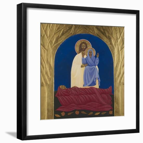 Dormition-Jodi Simmons-Framed Premium Giclee Print
