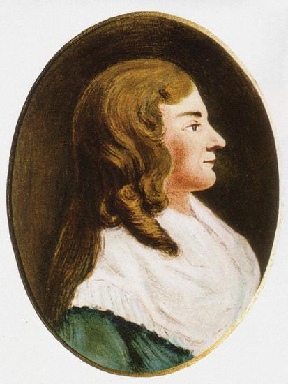 Dorothea Christiane Erxleben, Mid of the 18th C--Giclee Print