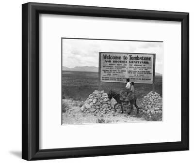 Arizona: Tombstone, 1937